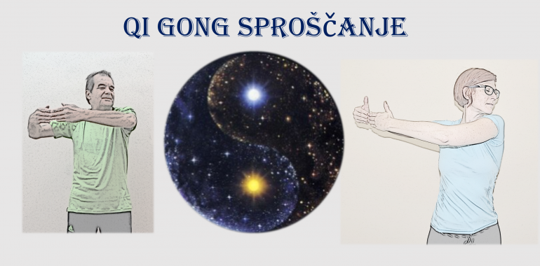 Qi Gong sproščanje